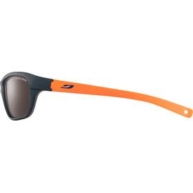 Julbo Player L Polarized 3 Sonnenbrille 6-10Y Kinder dark blue/orange-gray